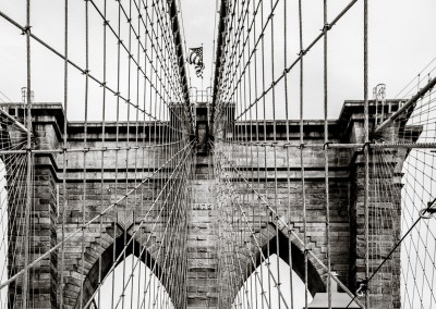 Brooklyn Bridge - 1875