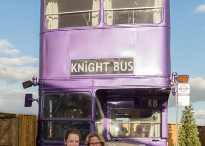 The Knights and the knight bus