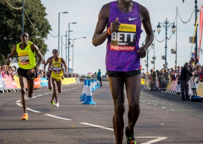 Emmanuel Bett in third