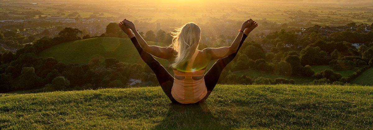 Yoga Sun Worship